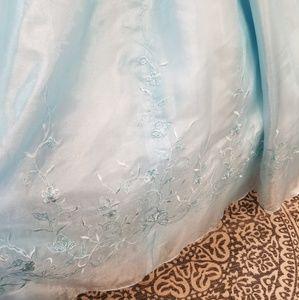 Mary's Bridal Dresses - Waterfall Cinderella Ballgown